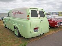 Skräddarsy vadställelastbil Fotografering för Bildbyråer
