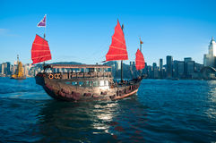 SkräpShip Royaltyfri Foto