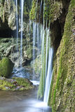 Skra waterfalls, Greece Royalty Free Stock Photos
