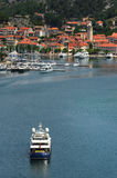 Skradin in Croatia Royalty Free Stock Image