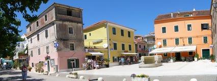 Skradin, Croatia Fotografia de Stock