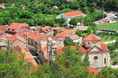Skradin - a small town in Croatia Stock Images