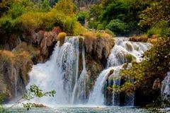 Krka National Park Royalty Free Stock Images