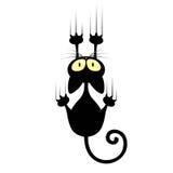 Skrapa för katt vektor illustrationer