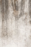 Skrapad gammal betongväggtextur Arkivfoto