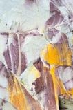 Skrapad marmor Royaltyfria Bilder