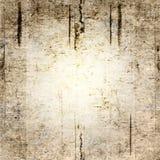 Skrapad textur för Grunge gammal tidning Arkivfoto