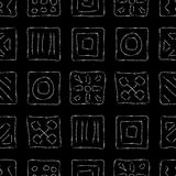 Skrapade symboler Royaltyfri Foto