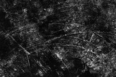 Skrapagrungebakgrund Textur som förläggas över ett objekt till Crea arkivfoto