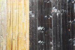 Skrapat trä, textur Royaltyfria Foton