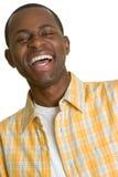 skratta person Royaltyfri Fotografi