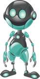 skratta robot Royaltyfria Bilder