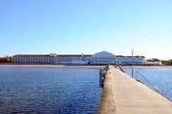 Skrea Strand Ocean Hotel Royalty Free Stock Images