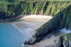 Skrinkle Haven cove Royalty Free Stock Image