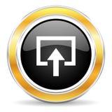 Skriv in symbolen Fotografering för Bildbyråer