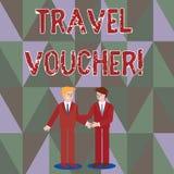 Skriva kupongen för anmärkningsvisninglopp Affärsfoto som ställer ut Tradable transaktionstypvärde ett bestämt monetärt värde royaltyfri illustrationer