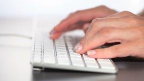 skrivande för datortangentbord