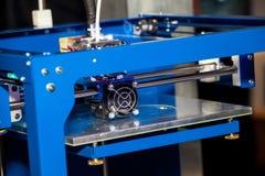 skrivare 3D Arkivfoton