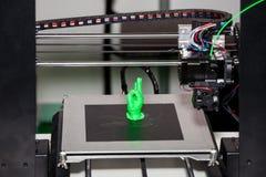 skrivare 3D Arkivbild