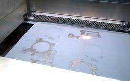 Skrivare för metall 3D & x28; DMLS& x29; Royaltyfria Bilder