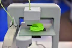 Skrivaren 3D Arkivfoton