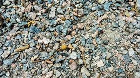 Skrivbord för stenbakgrundstapet Royaltyfria Foton