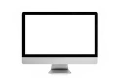 Skrivbords- dator Arkivbilder
