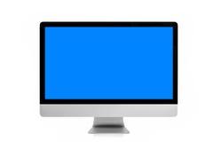 Skrivbords- dator Arkivfoto