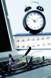 skrivbordsarbete för 02 kontor Royaltyfria Foton