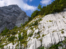 Skrlatica mountain Royalty Free Stock Image