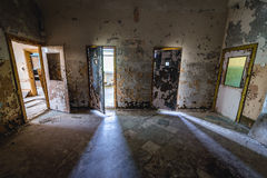 Skrunda en Letonia fotos de archivo libres de regalías