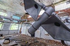 Skrunda en Lettonie photographie stock libre de droits