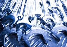 skruvnycklar Royaltyfri Foto