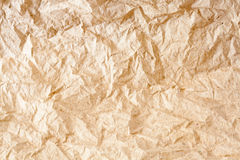 Skrynklig bakgrund för textur för silkespapperpapper Royaltyfri Bild