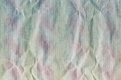skrynklig paper textur Royaltyfria Bilder