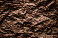 skrynklig paper textur Royaltyfri Foto