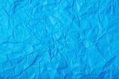 skrynklig paper textur Royaltyfri Bild