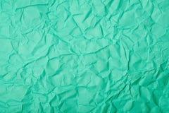 skrynklig paper textur Royaltyfria Foton
