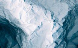 Skrynklig pappers- effektbakgrund för textur 3d Arkivbilder