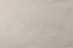 Skrynklig plast- texturbakgrund Arkivbild