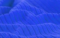 Skrynklig tygbakgrund och textur Abstrakt bakgrund, emp Fotografering för Bildbyråer