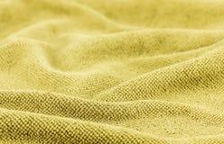 Skrynklig tygbakgrund och textur Abstrakt bakgrund, emp Arkivfoton