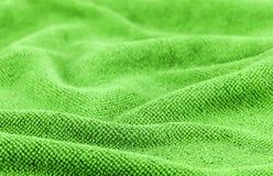 Skrynklig tygbakgrund och textur Abstrakt bakgrund, emp Royaltyfri Foto