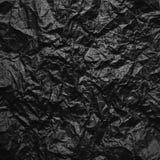 skrynkligt kraft papper Textur skrynklade ?teranv?nt gammalt brunt papper royaltyfri foto