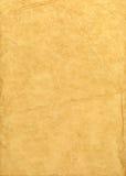 skrynkligt papper Royaltyfri Bild