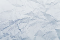 skrynkligt papper Fotografering för Bildbyråer