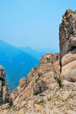 skrytobójcza falezy góra zdjęcie stock