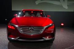 Skrzyżowania SUV pojęcie Mazda Koeru Obraz Royalty Free