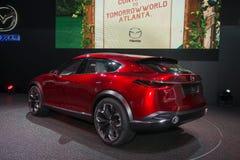 Skrzyżowania SUV pojęcie Mazda Koeru Zdjęcie Stock