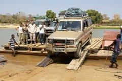 skrzyżowanie manabolo rzeki fotografia stock